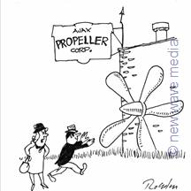 man propeller rope women